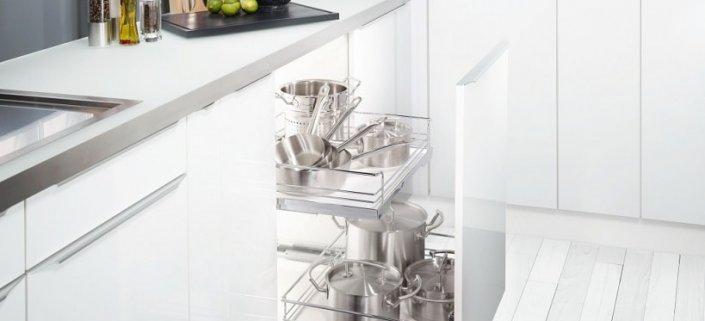 Выкатные кухонные элементы