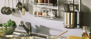 Настольные и подвесные кухонные аксессуары